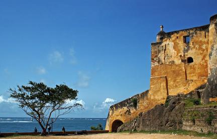 Fort Jesus Mombasa, Kenia