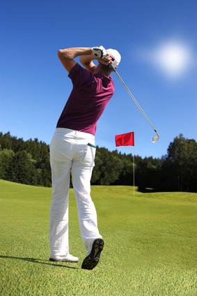 Es gibt über vierzig Golfplätze in Kenia