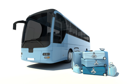 In Kenia zählen Reisebusse zu den bedeutendsten Verkehrsmitteln