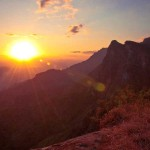 Berge in Kenia